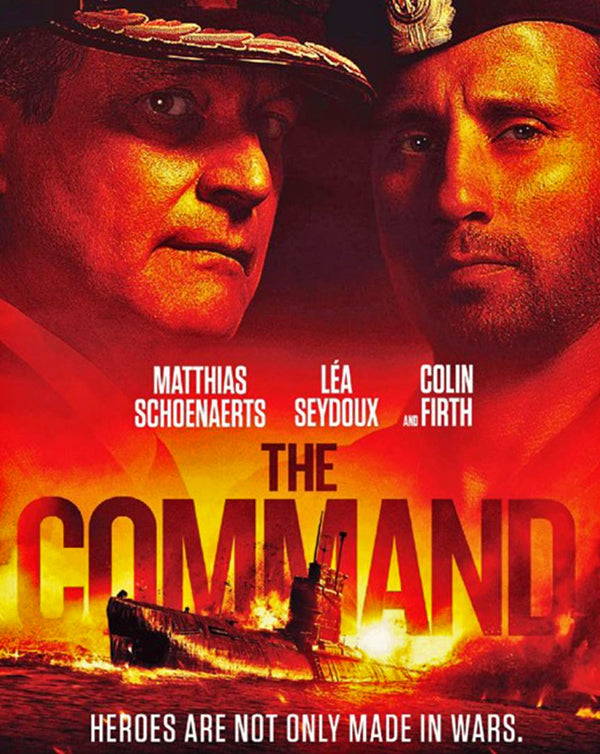 The Command (2019) [Vudu HD]
