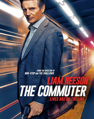 The Commuter (2018) [iTunes 4K]