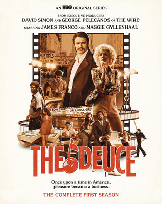 The Deuce Season 1 (2017) [iTunes HD]
