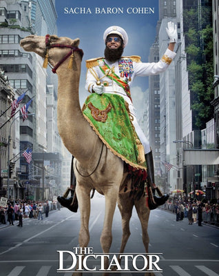 The Dictator (2012) [Vudu HD]