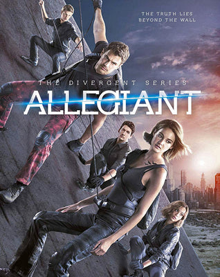 The Divergent Series: Allegiant (2016) [Vudu HD]