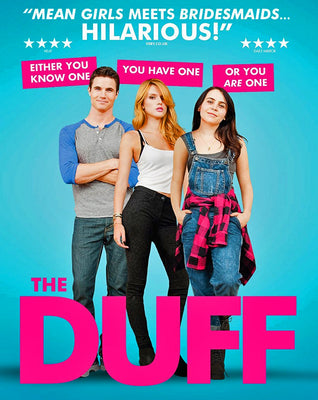 The Duff (2015) [Vudu HD]