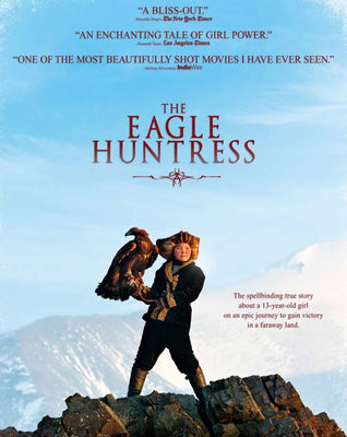 The Eagle Huntress (2016) [MA HD]