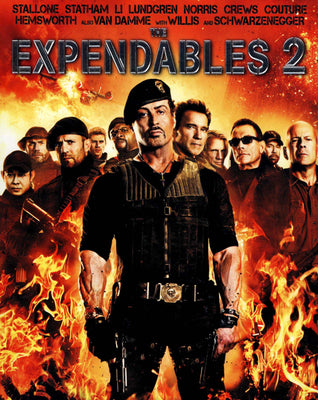 The Expendables 2 (2012) [Vudu HD]