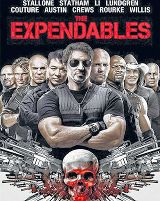 The Expendables (2010) [iTunes SD]