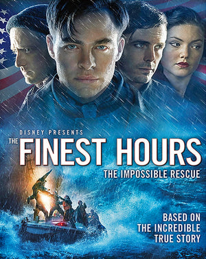 The Finest Hours (2016) [MA HD]