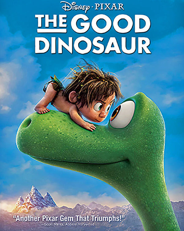 The Good Dinosaur (2015) [GP HD]