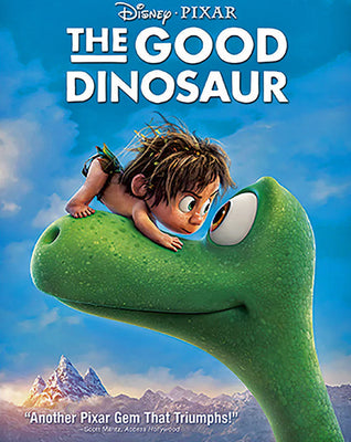 The Good Dinosaur (2015) [MA 4K]