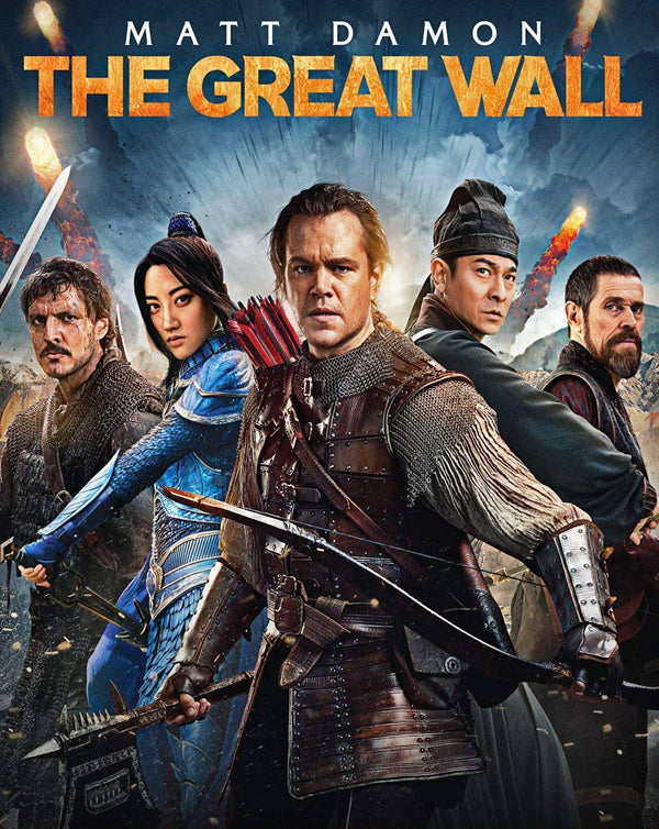 The Great Wall (2017) [Vudu HD]