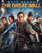 The Great Wall (2017) [MA HD]