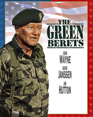 The Green Berets (1968) [MA HD]