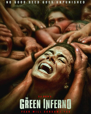 The Green Inferno (2015) [Ports to MA/Vudu] [iTunes HD]