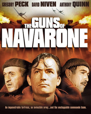 The Guns of Navarone (1961) [MA 4K]