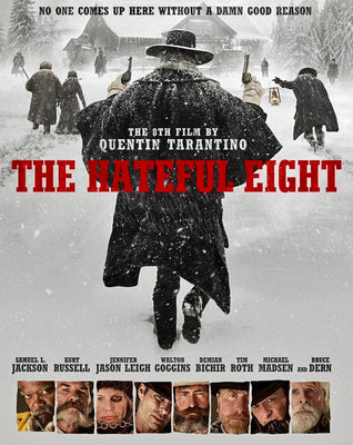 The Hateful Eight (2015) [Vudu HD]