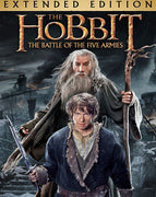 The Hobbit: The Battle Of The Five Armies Extended Edition (2014) [MA HD]