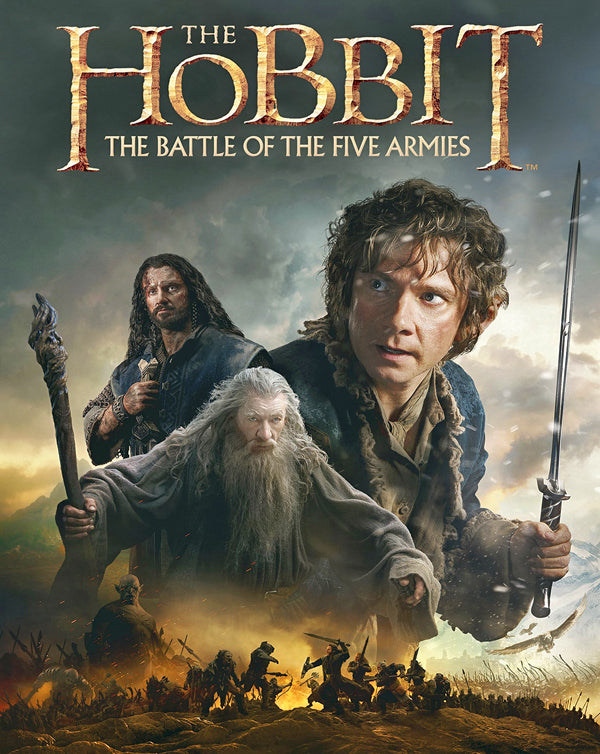 The Hobbit: The Battle of the Five Armies (2014) [MA HD]