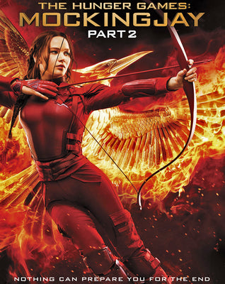 The Hunger Games Mockingjay Part 2 (2015) [HG4] [iTunes 4K]
