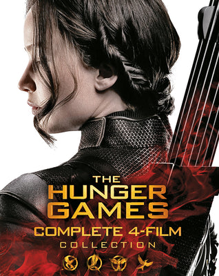 The Hunger Games 4 Film Collection (2012,2013,2014,2015) [Vudu HD]