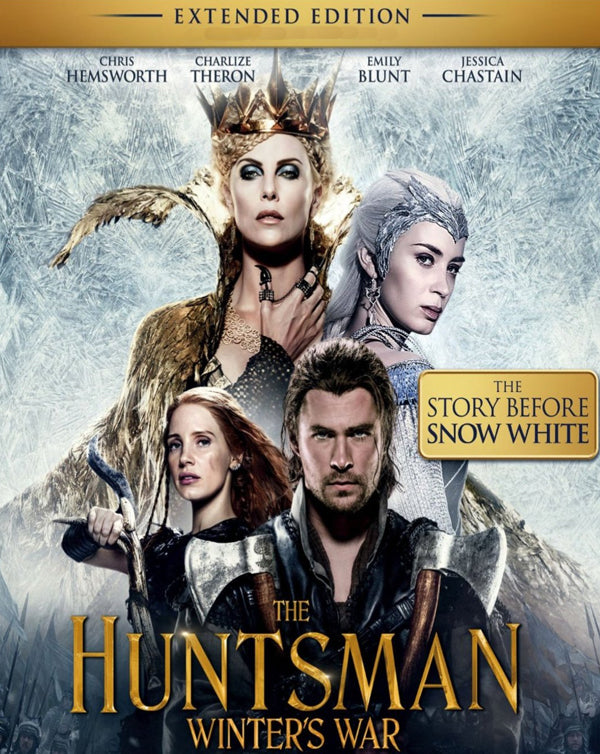 The Huntsman Winters War Extended Edition (2015) [MA 4K]