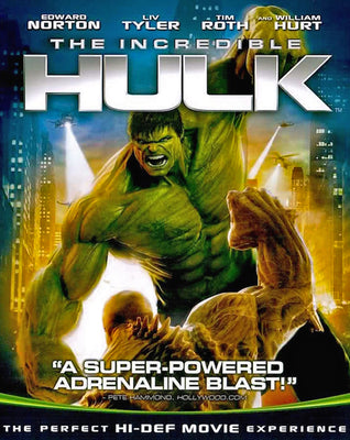 The Incredible Hulk (2008) [MA 4K]