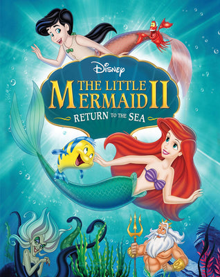 The Little Mermaid 2: Return to the Sea (2000) [MA HD]