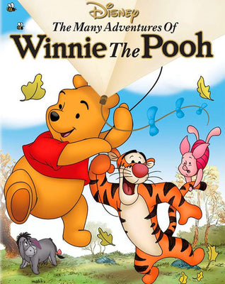 The Many Adventures Of Winnie The Pooh (1977) [GP HD]