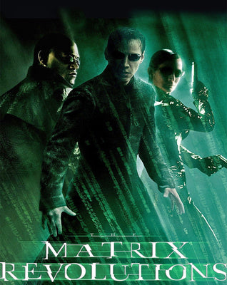 The Matrix Revolutions (2003) [MA 4K]