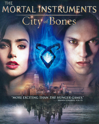The Mortal Instruments: City Of Bones (2014) [MA SD]