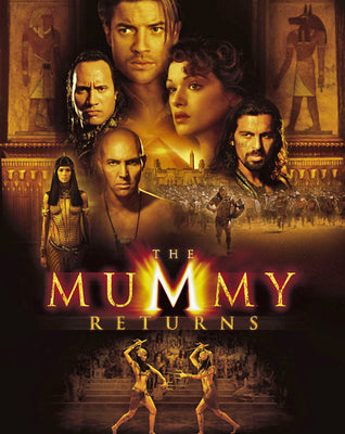 The Mummy Returns (2001) [Vudu HD]