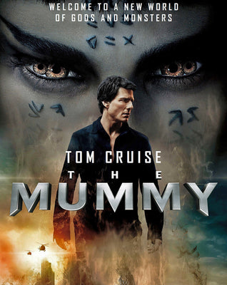The Mummy (2017) [Ports to MA/Vudu] [iTunes 4K]