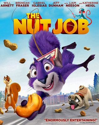 The Nut Job (2014) [Vudu HD]