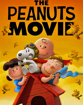 The Peanuts Movie (2015) [Ports to MA/Vudu] [iTunes 4K]