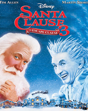 The Santa Clause 3 The Escape Clause (2006) [GP HD]