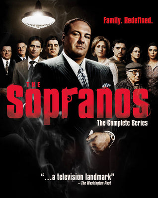 Sopranos The Complete Series (1999-2007) [Seasons 1-6] [Vudu HD]