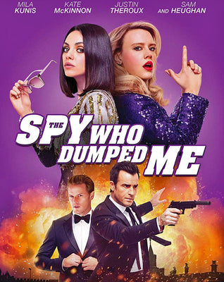 The Spy Who Dumped Me (2018) [iTunes 4K]
