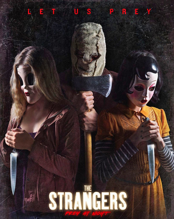 The Strangers Prey At Night (2018) [MA HD]