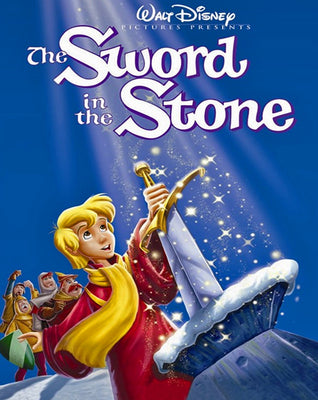 The Sword in the Stone (1963) [GP HD]
