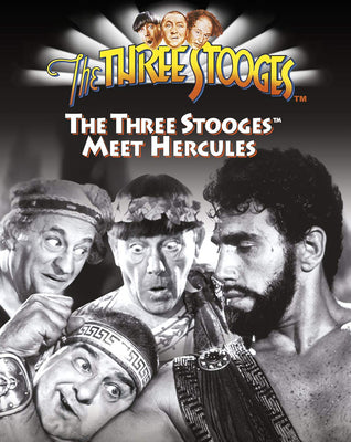 The Three Stooges Meet Hercules (1962) [MA HD]