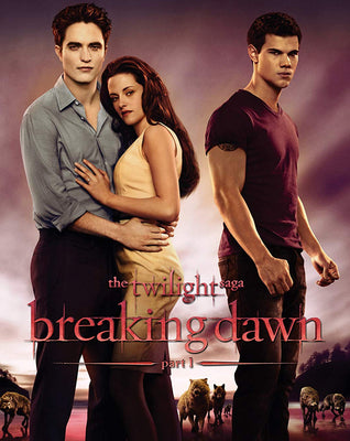 The Twilight Saga Breaking Dawn Part 1 Extended Edition (2011) [iTunes HD]
