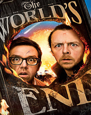 The World's End (2013) [Ports to MA/Vudu] [iTunes 4K]