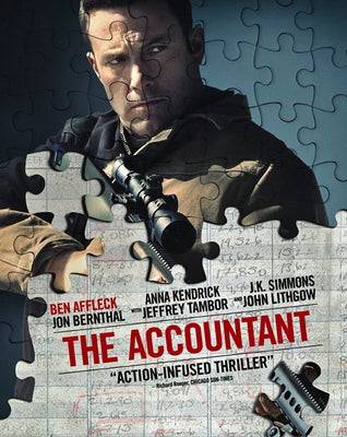The Accountant (2016) [MA 4K]