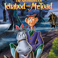 The Adventures Of Ichabod And Mr. Toad (1949) [GP HD]