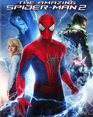 The Amazing Spider-Man 2 (2014) [MA SD]