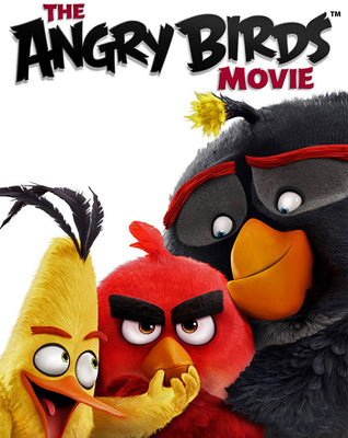 The Angry Birds Movie (2016) [MA HD]