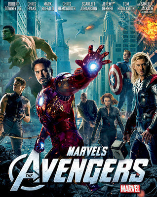 Marvel's The Avengers (2012) [MA HD]