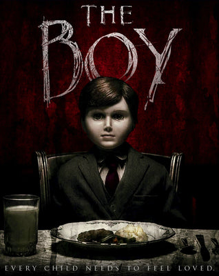 The Boy (2016) [Vudu HD]