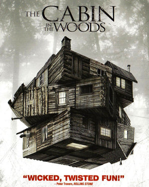 The Cabin in the Woods (2012) [iTunes SD]