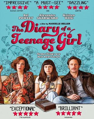 The Diary Of A Teenage Girl (2015) [MA SD]