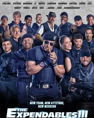 The Expendables 3 (2014) [Vudu 4K]