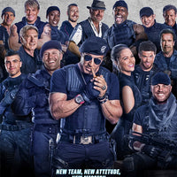 The Expendables 3 Unrated (2014) [Vudu HD]